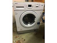 Beko Integrated Washing Machine