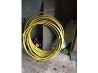 25mm mdpe gas pipe