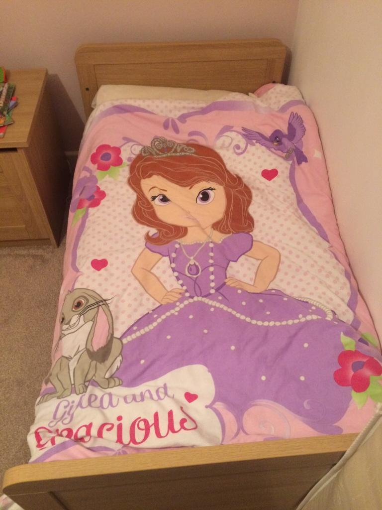 Mamas & Papas Rialto Toddler Bed