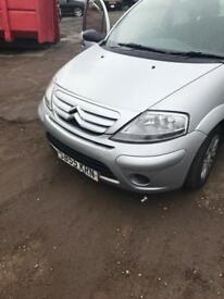 Citroen c3 1.4 hdi (breaking full vehicle for parts)