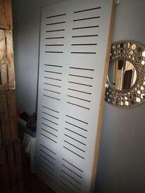 B+q karalis room dividers x 2