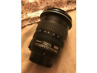 Nikon Af-S Dx Zoom-Nikkor 12-24 F4 G If-Ed Auto Focus (used, good condition)