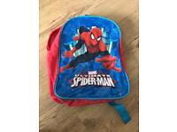 Spider-Man rucksack bag