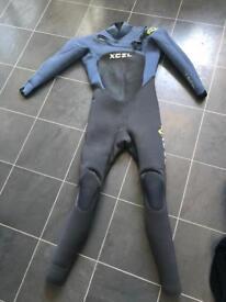 Xcel revolt wetsuit