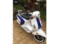 Bellissima 50 Moped / Scooter For Sale (Excellent Condition)