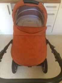 Pram Stroller Pushchair Car Seat 3 in 1 Used in Excellent Condition