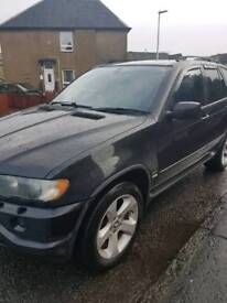 Bmw x5 for sale or swap for bmw 7 series