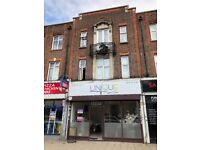MODERN 1 BED FLAT ABOVE SHOPS, FURNISHED, BALCONY, 7 MINS WALK TO SUDBURY HILL TUBE STATION TO LET