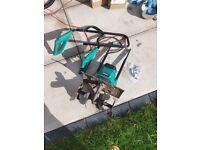 FERREX 1200W ELECTRIC TILLER