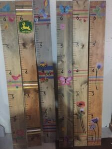 Growth charts for children