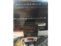 Playstation 3 black 60GB