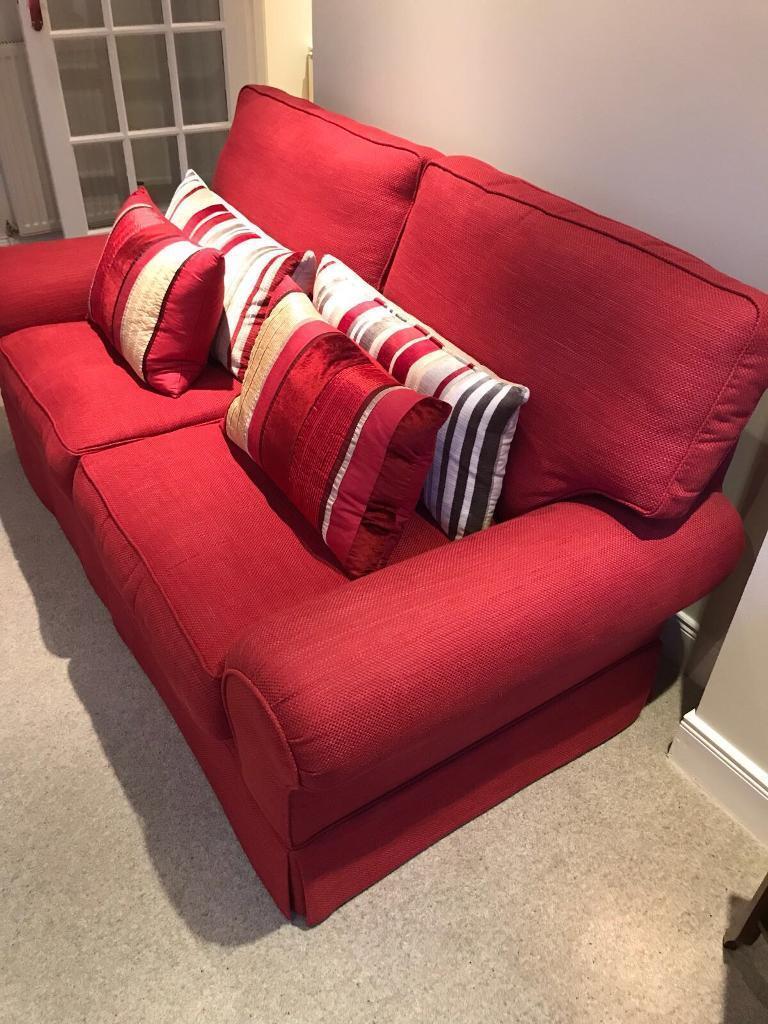Perfect condition laura Ashley sofa