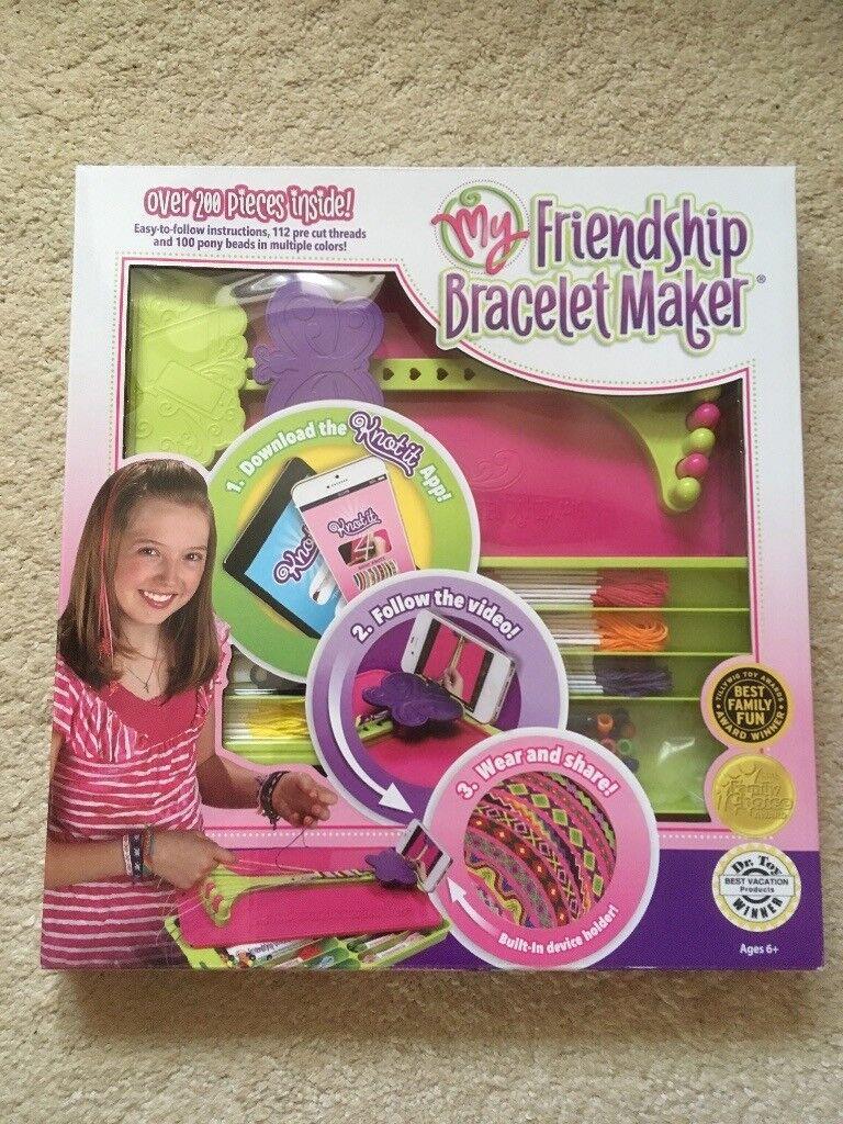 My Friendship Bracelet Maker In Tiptree Essex Gumtree