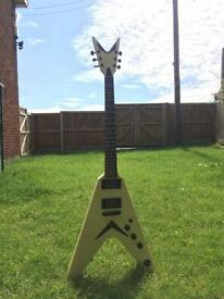 Dean VX - Flying V Guitar