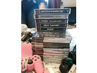 Pink playstation 2 bundle with extras