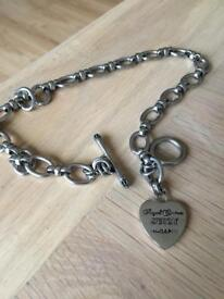 Juicy Couture choker - Royal Couture Juicy from G&P iii