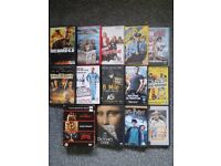 Films for sale watched once ASAP and van dam
