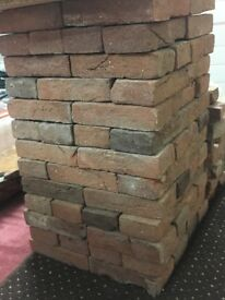 2 inch Hand made bricks