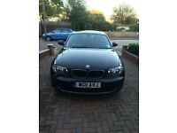 BMW 1 SERIES 2.0 118D ES 5 DOOR MANUAL and DIESEL. REDUCED FOR A QUICK SALE!