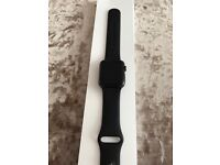 Apple Watch Series 1 - perfect condition - hardly used - purchased Dec 2016 - 38mm black sport strap