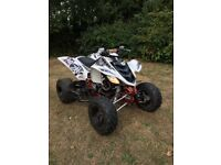 Quad Bike Raptor 660cc. Px Swop *Recovery truck* *4x4's* *Cars* try me
