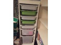 IKEA children's toy storage