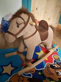 Chad Valley Kids Rocking Horse