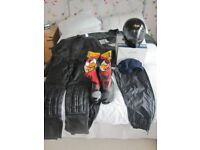 Complete Bikers Outfit