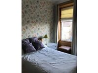 Double Room To Rent From Monday till Friday for 1 Person In Portobello
