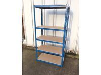 Boltless Shelving Racking for Garages etc - £20 Including Free Local Delivery