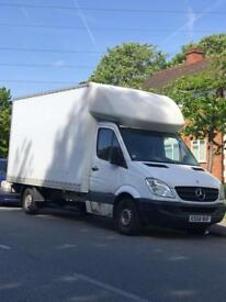 Mercedez Benz 2.2L 2009 manual Luton Van Good Condition Sound engine and gearbox