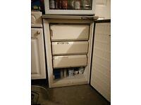 Freezer - undercounter - Zanussi - good working order - sale due to kitchen refit