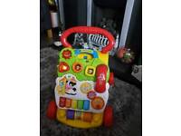 Vtech first shapes baby walker