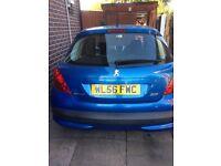 Peugeot 207 1.4 2006 56. £900