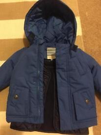 Boys 3-6 month coats