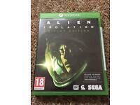 Xbox one game - alien isolation