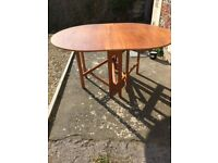 Dining table for sale -£25