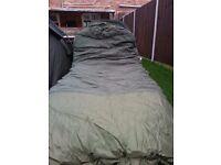Fox EVO sleeping bag