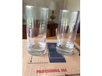 36 unused glass tumblers for sale (prev £20)