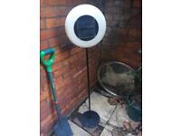 Ikea solar garden lamp