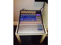 Digital Mixing Desk/ Mixer/ Audio Interface- PreSonus StudioLive 16.4.2 + Flight Case