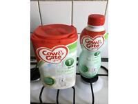 Cow & gate 1st baby milk