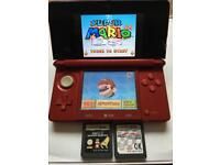 Red 3DS bundle