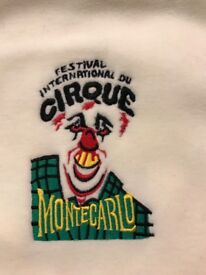 "Monte Carlo "" Festival International du Circque ' Scarf"