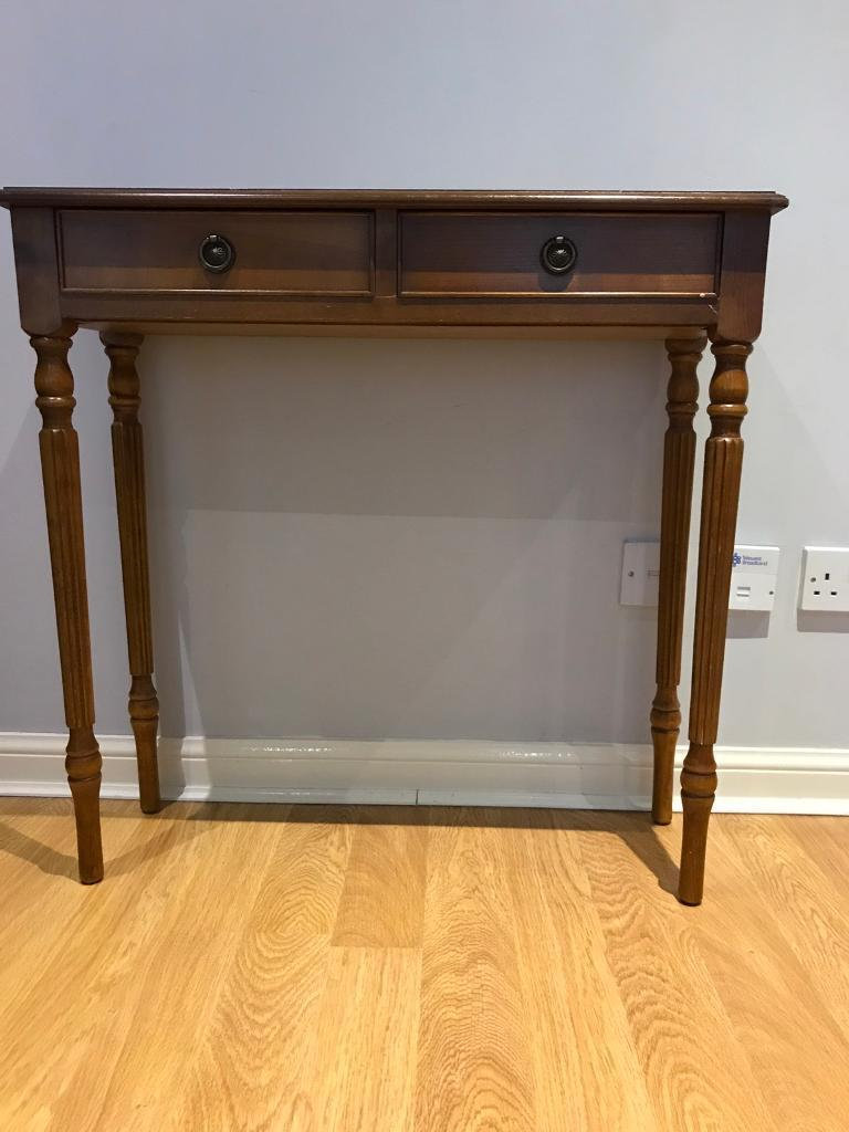 Console table £80