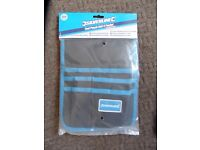 Silverline tool pouch for belt