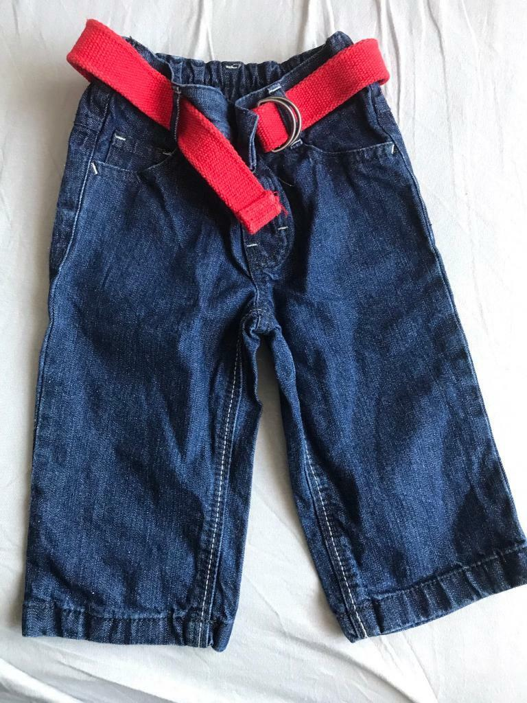9-12 Months Excellent Condition Nice Baby Boy Trousers