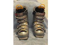 Ladies Head Ski Boots – Edge 9.0 - Mondo Size 23.5 / UK 4.5