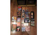 approx. 30 Vintage Sinclair Spectrum Games