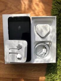 Unlocked Black Apple iPhone 7 128GB